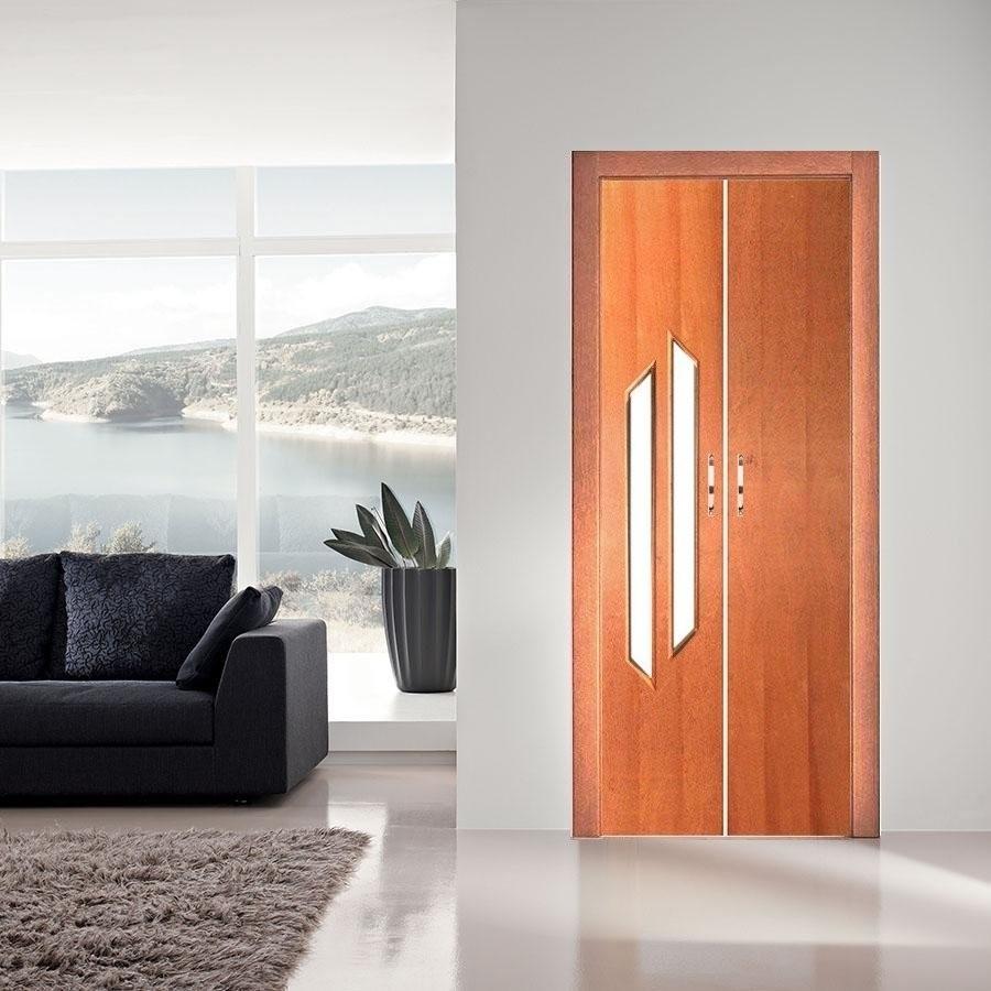 Porta Camarão de Madeira Sólida Suprema Padrão Cedro-210 x 72