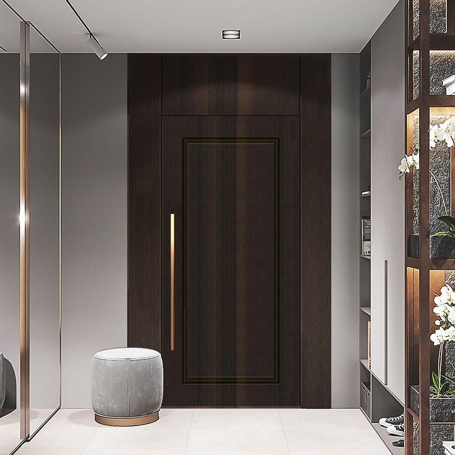 Porta Decorativa PRT 05 Premium