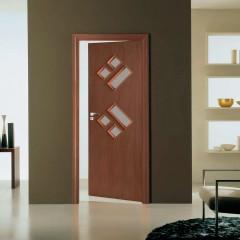 Porta Decorativa de Madeira Sólida Ref33 -210 x 62