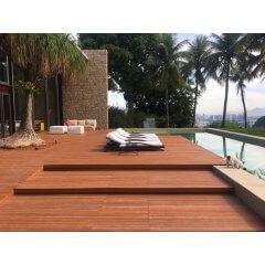 Deck de Madeira Ecológica Rewood