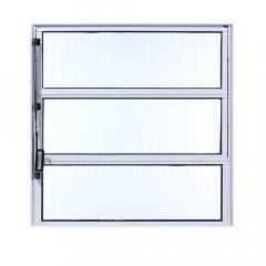 Vitrô Basculante de Alumínio - 100x150 | Linha Tucasa