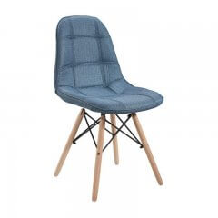 Cadeira Quadra Linho