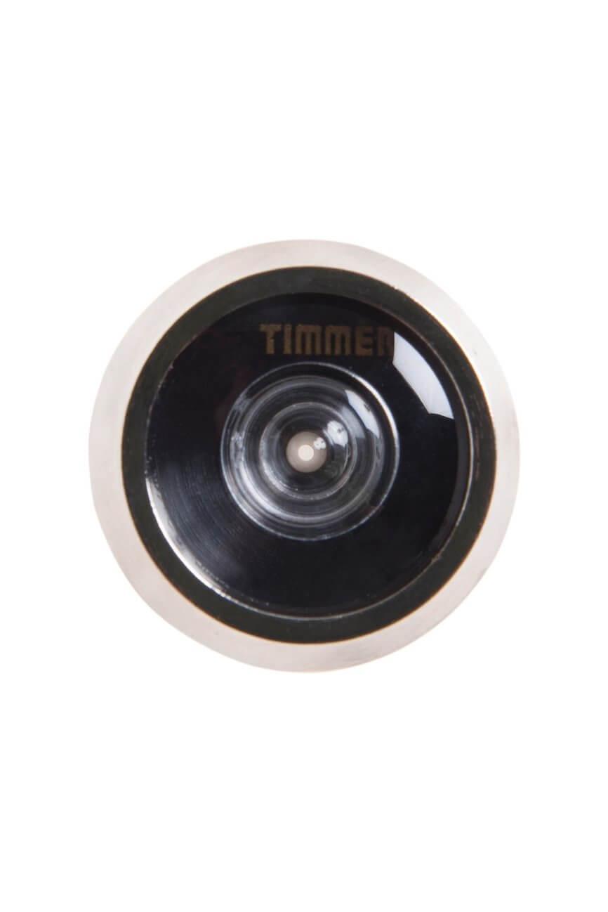 Visor Curto 200 Graus Olho Mágico Niquelado