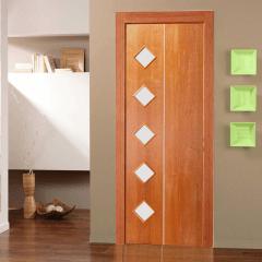 Porta Camarão de Madeira Sólida Brisa Padrão Cedro-210 x 82 x 3.5