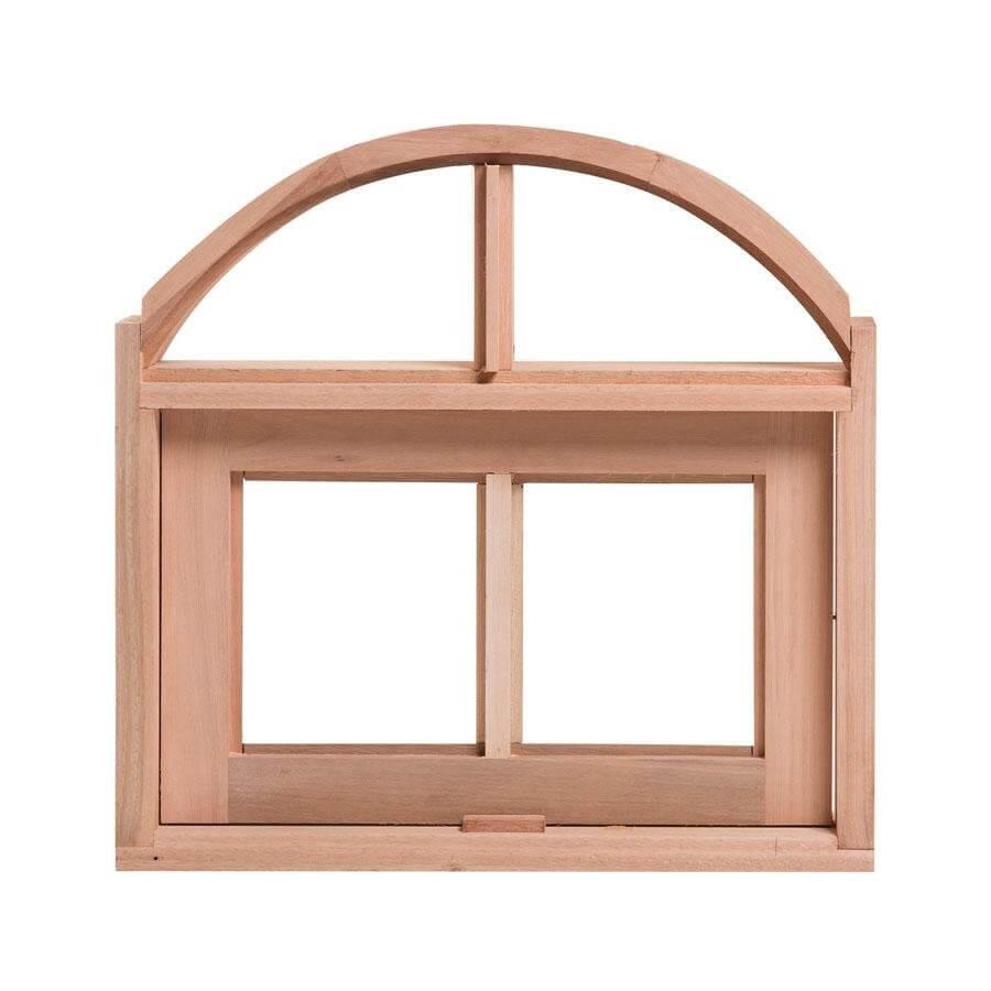 Vitrô Basculante Arco