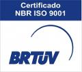 Certificado NBR ISO 9001