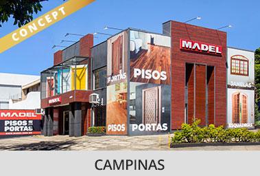 Madel - Campinas - Cambuí - Av. Jose de Souza Campos (Av. Norte e Sul), 649