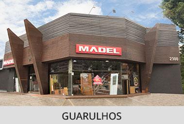 Madel - Grande São Paulo - Guarulhos - Av. Benjamin Harris Hunicutt, 01