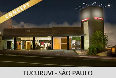 Madel - São Paulo - Tucuruvi - Av. Nova Cantareira, 3095