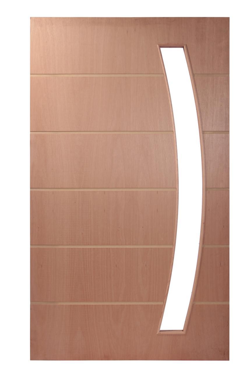 Porta Painel Frisado Pivotante PV118