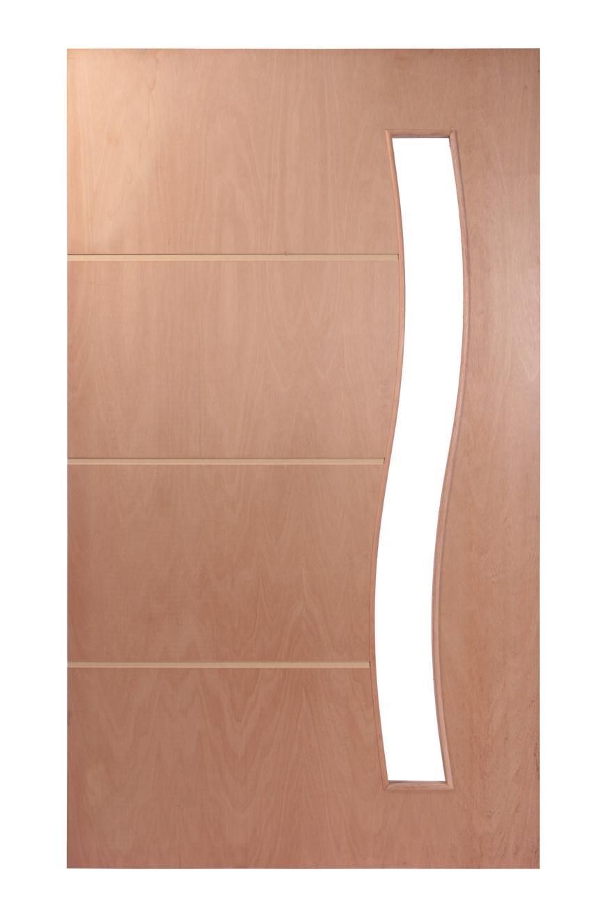 Porta Painel Frisado Pivotante PV15