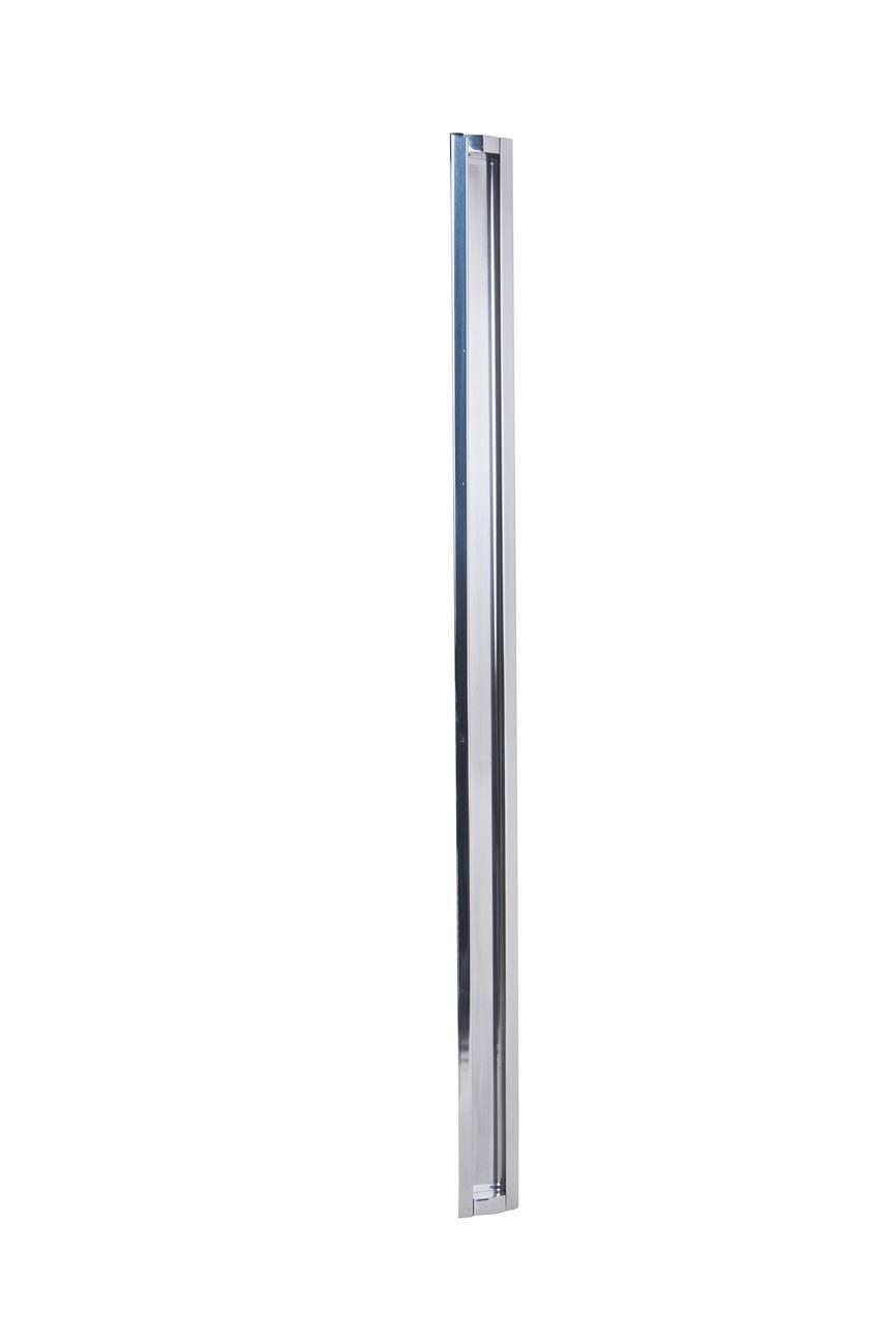 Puxador Alça Inox 733 80Cm (Inox 304) Polido