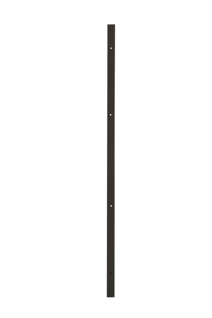 Trilho Para Porta Camarão Marrom/Bronze C27