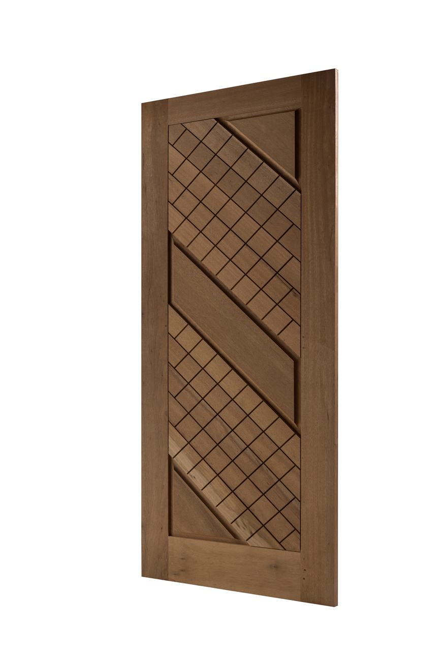 Porta de Madeira Maciça Crivel