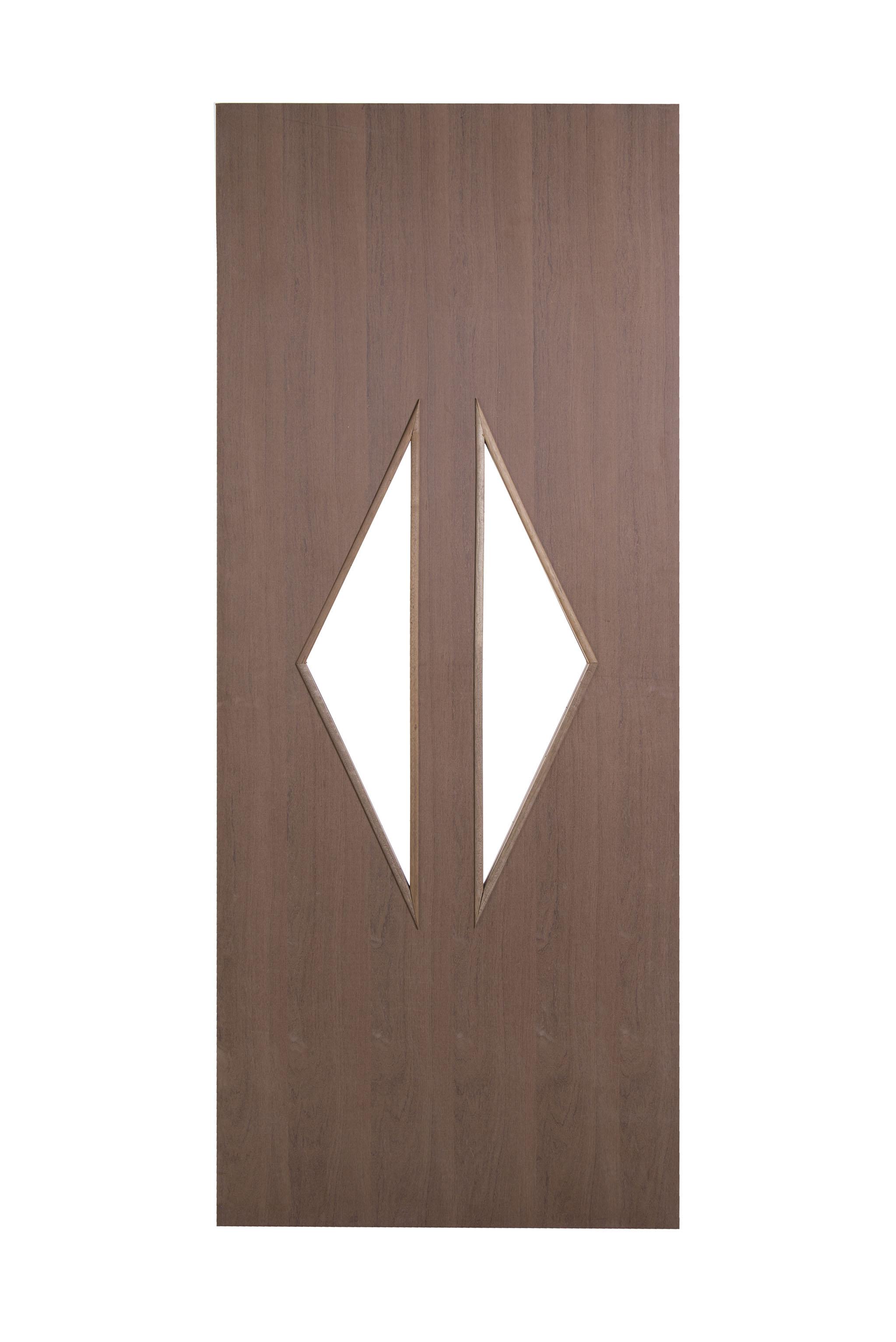Porta Decorativa Sólida Grega