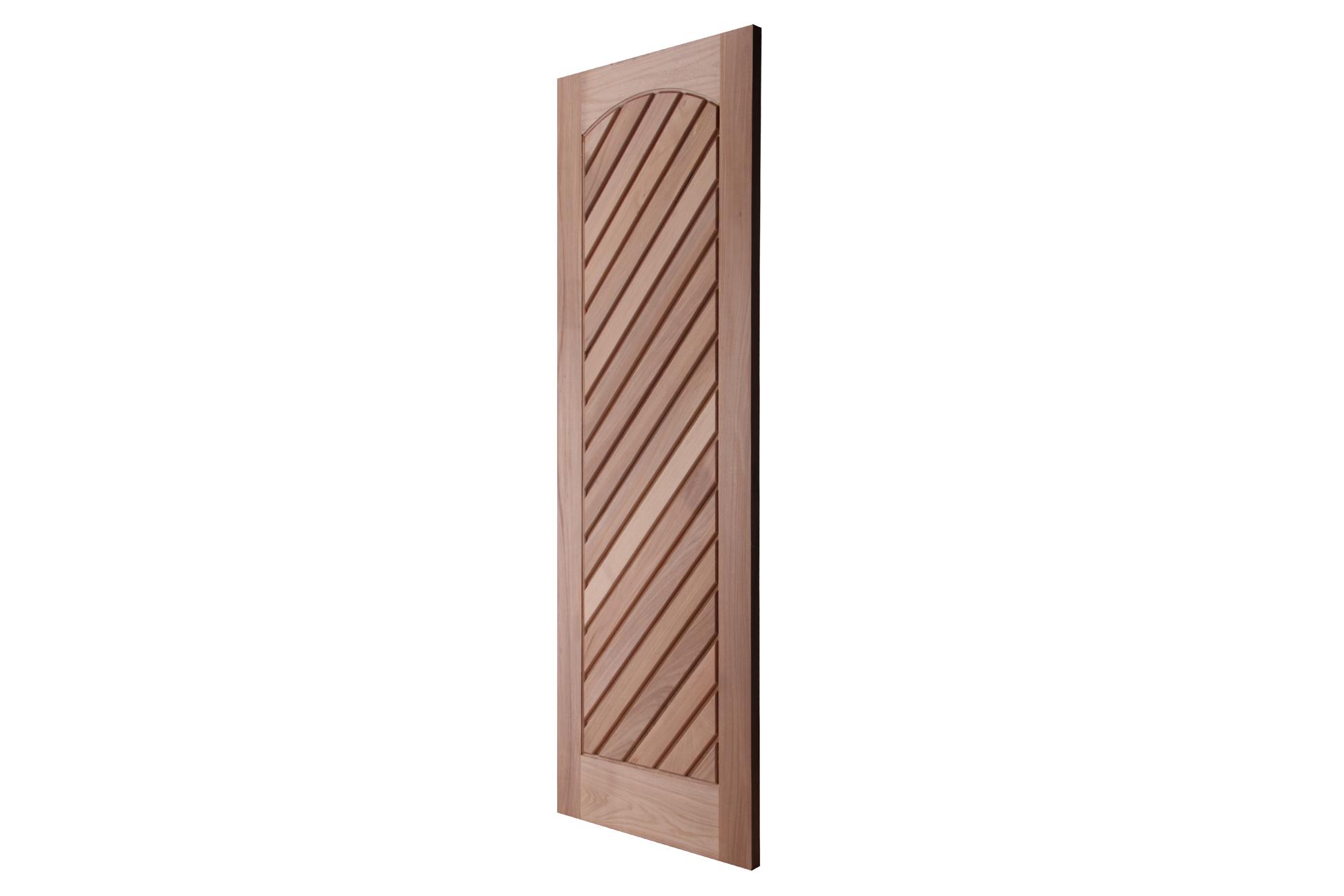 Porta Maciça Mexicana Diagonal