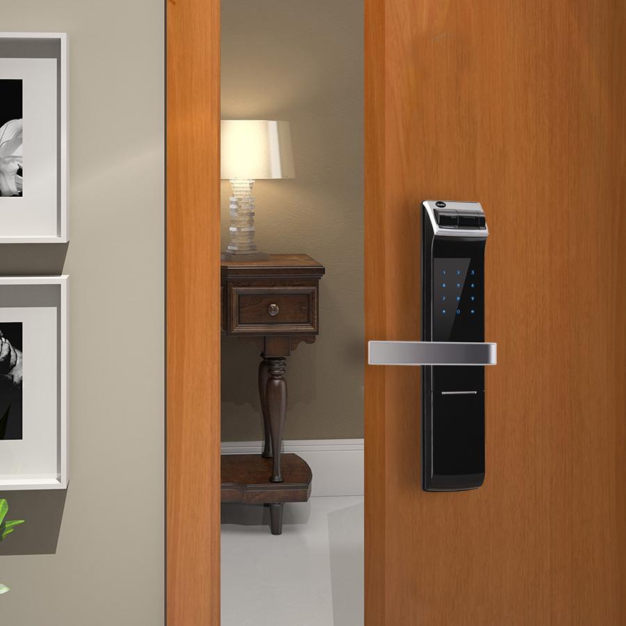 Fechadura Biométrica YDM 4109 Yale