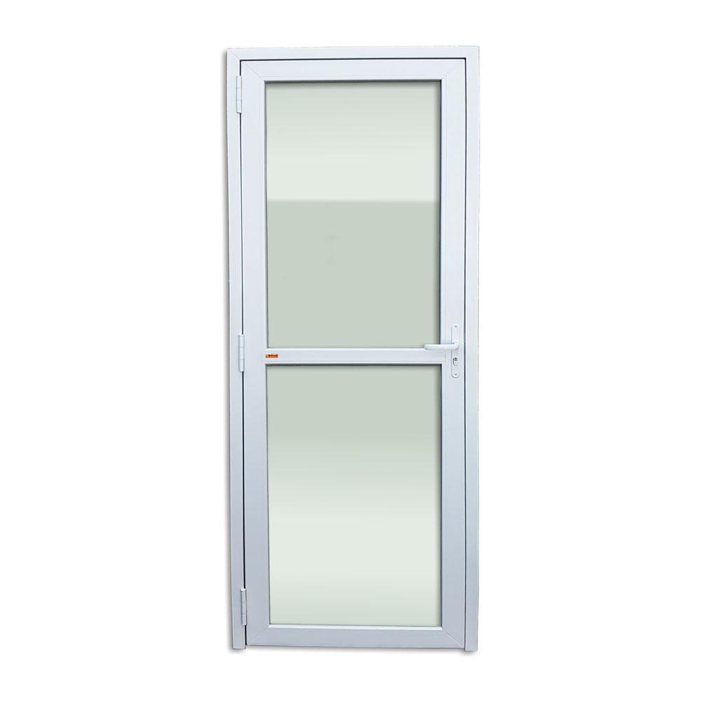 Porta PVC 2 Vidros Itec Bonvisage