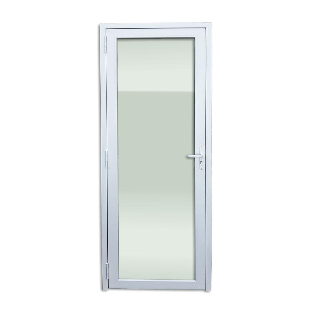 Porta PVC Vidro Temperado Itec Bonvisage
